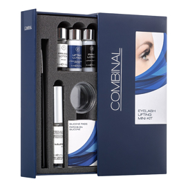 Mini kit Permanent de gene cu silicon Combinal Eyelash Lifting Dr. Temt F1