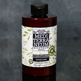 Balsam de par cu ulei de argan si ulei organic de masline Mediterraneum F1