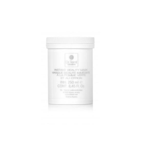 Masca de fata revitalizanta cu extract de mere verzi si lamaie Instant Beauty Dr. Temt F1