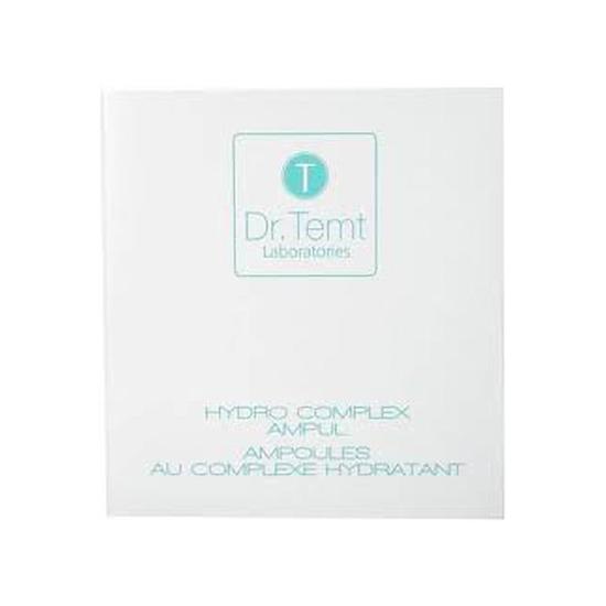 Fiole cosmetice hidratante pentru ten uscat Hidro Complex 2 ml Dr. Temt F1
