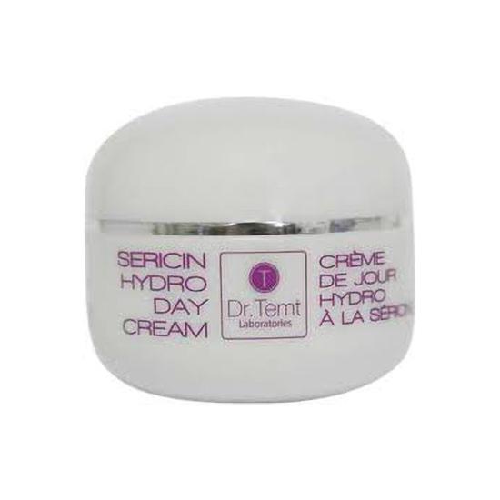 Crema hidratanta de zi cu sericina si acid hialuronic Hidro Silk Dr. Temt F1
