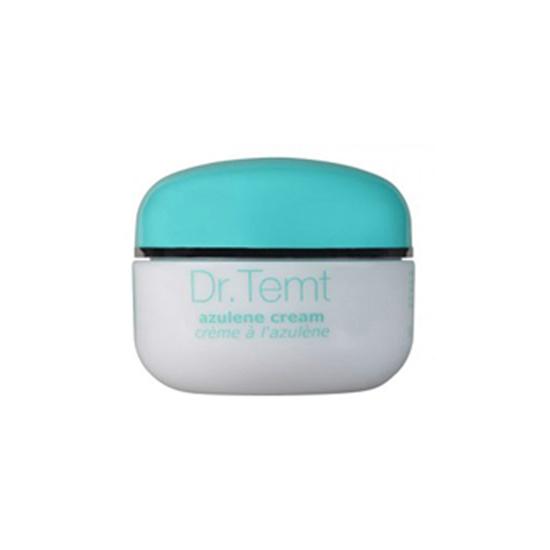 Crema pentru ten alergic si sensibil anticuperozica antirozacee cu azulena Dr. Temt F1