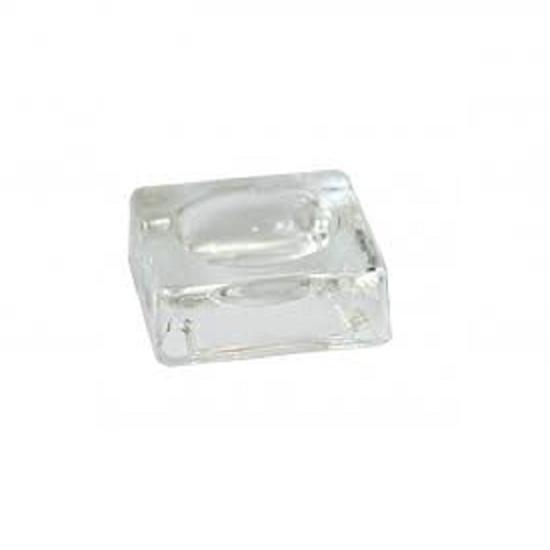 Imagine Bol de sticla pentru vopsea de gene si sprancene Ilash Dr. Temt